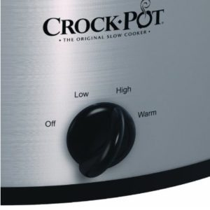 analoge slowcooker crock-pot