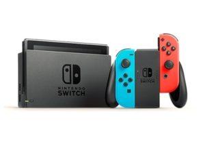 Nintendo Switcht uitverkocht