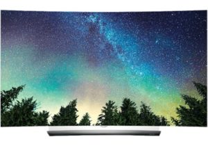 LG OLED55C6V - Beste curved TV 2017 - prijs-kwaliteit