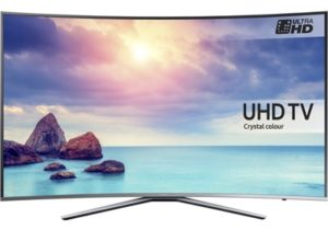Beste grote curved TV