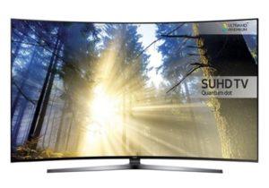 Grootste TV te koop in 2017: de Samsung UE88KS9800