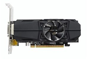 Gigabyte GeForce GTX 1050 Ti OC Low Profile Grafische Kaart 4G B