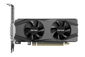 Zotac GeForce GTX 1050 Ti Low Profile Videokaart 4GB