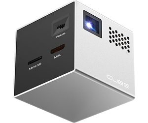 RIF6 Cube Picoprojector