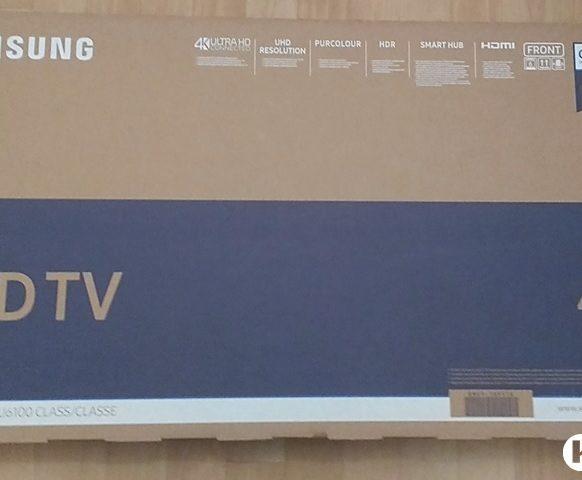 Samsung UE43 MU6100 In Doos