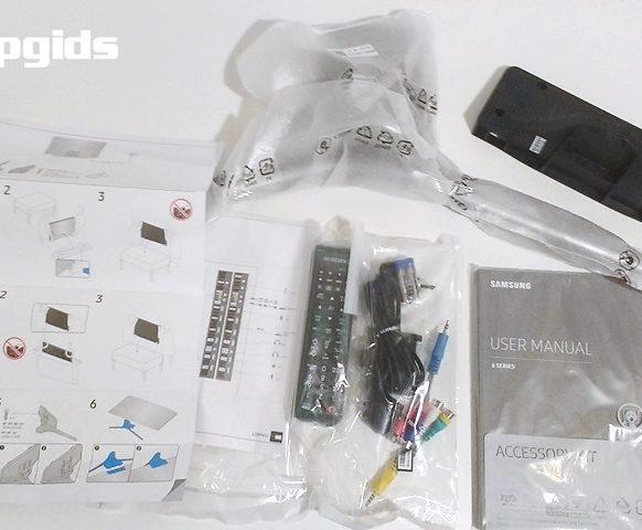 Samsung UE43 MU6100 Onderdelen