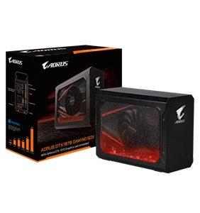 Gigabyte Aorus GTX 1070 Game Box Externe Videokaart 1