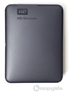 WD Elements 2TB Externe Harde Schijf