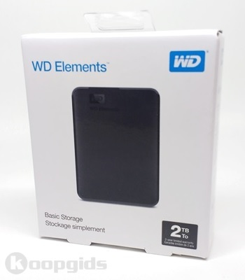 WD Elements 2TB In Doos 2