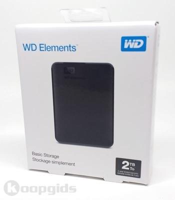 WD Elements 2TB In Doos 2