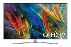 Samsung Qe49q7f Kleinste Qled Tv