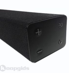Samsung HW-K335 Soundbar Knoppen