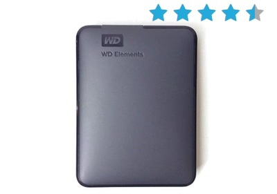 WD Elements 2TB Review Th3