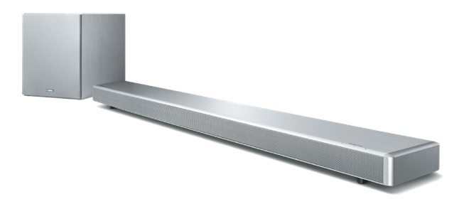 Yamaha YSP 2700 MusicCast Full Surround Soundbar Zilver