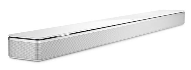 Bose Soundbar 700 Wit Zilver