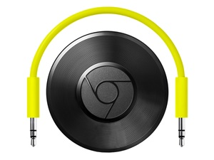 Chromecast Audio - Speakers draadloos maken via wifi