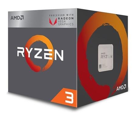 Amd Ryzen 3 2200g Processor2