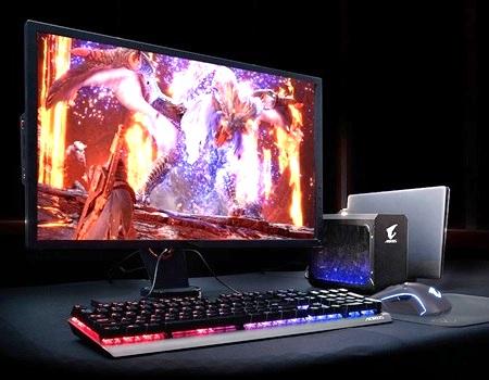 Externe Videokaart Voor Laptop Gaming 5