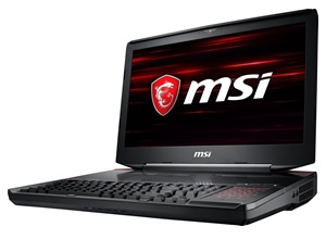 Grootste Laptop Msi Gt83 18 Inch