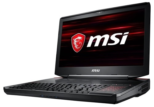 MSI Gaming laptop GT Titan