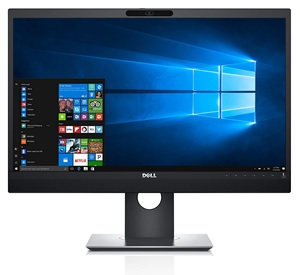Dell P2418hz - monitor met krachtigste speakers