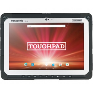 Panasonic Toughpad Fz A2 Rugged Tablet