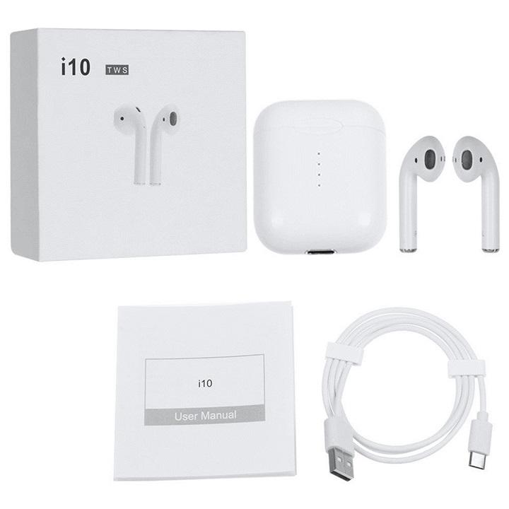 I10 Tws Goedkoop Apple Airpod Alternatief