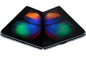 Samsung Galaxy Fold Vouwtelefoon