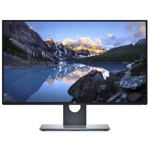 Dell Ultrasharp U2718q Monitor Dunne Bezel