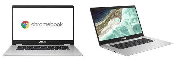 Asus C523na Ej0054 Chromebook Aanbieding