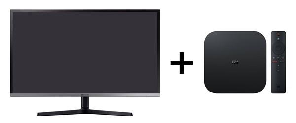 32 Inch 4k Tv Maken Van Monitor