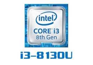 Intel Core I3 8130u Th