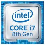 Intel Core I7 8550u