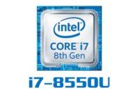 Intel Core I7 8550u Th