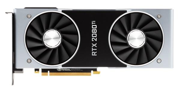 Nvidia Videokaart Geforce Rtx