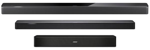 Bose Soundbar 700 Vs 500 Vs Solo 5 Afmetingen