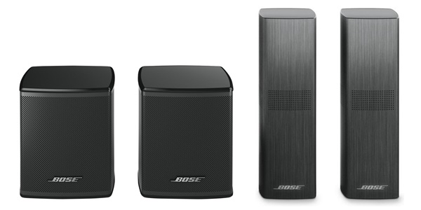 Rear Speakers Bose Surround Speakers Vs Bose Surround Speakers 700