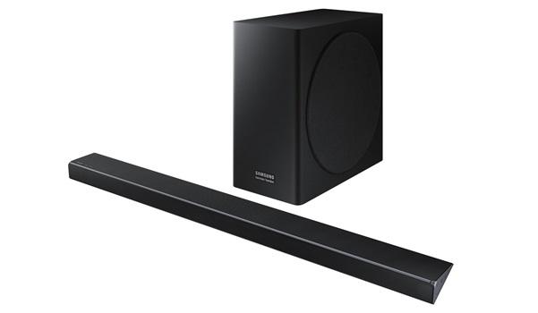 Samsung Hw Q70r Soundbar Met Subwoofer