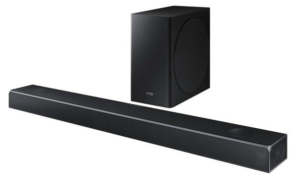 Samsung Hw Q80r Soundbar Met Subwoofer