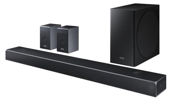 Samsung Hw Q90r Soundbar Met Subwoofer En Achterspeakers