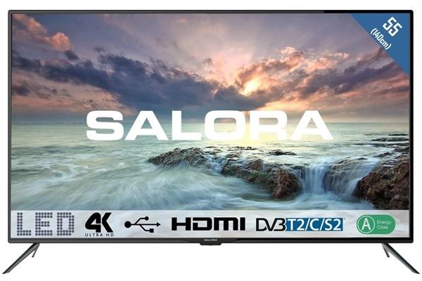 Salora 55 Uhl2800 Goedkoopste 55 Inch Tv