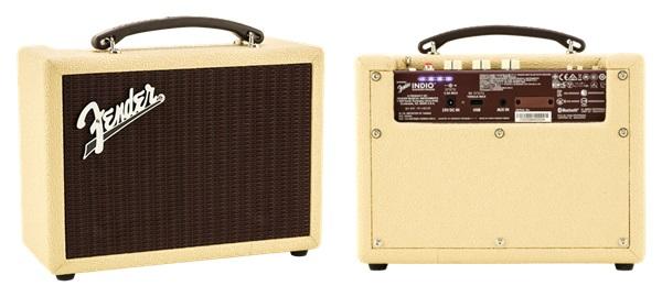Fender Indio Draagbare Retro Bluetooth Speaker