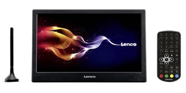 Kleinste Tv Draagbaar Lenco Tft 1028