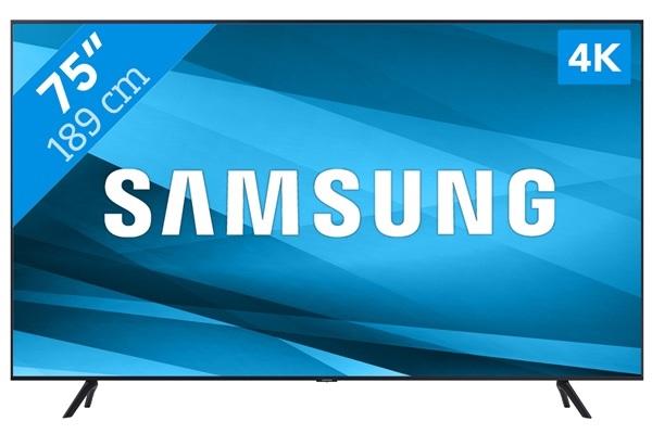 Samsung Ue75tu7000 Goedkoopste 75 Inch Tv