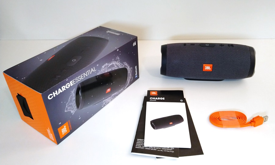 Jbl Charge Essential Unboxing