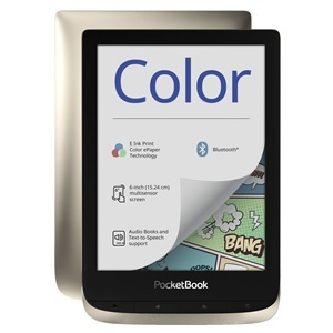 Pocketbook Color E Reader Met Kleurenscherm