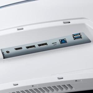 Samsung Odyssey G9 C49g95t Aansluitingen