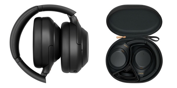 Sony Wh 1000xm4 Opgeklapt Opberghoes