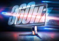 360hz Monitor Th