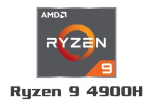 Amd Ryzen 9 4900h Th